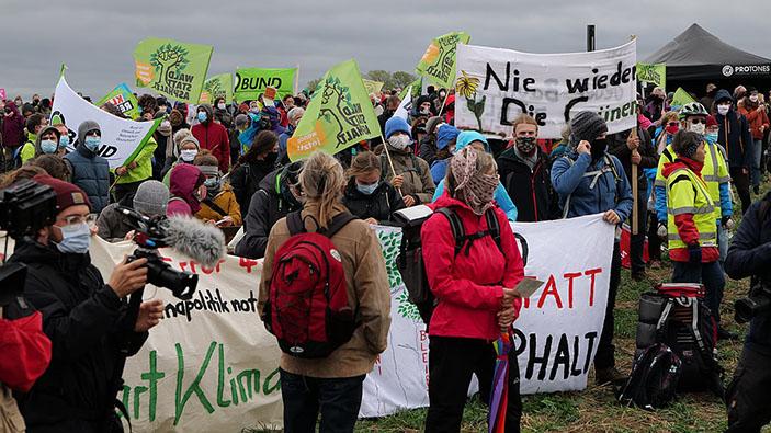 Umweltaktivisten gehen zu weit