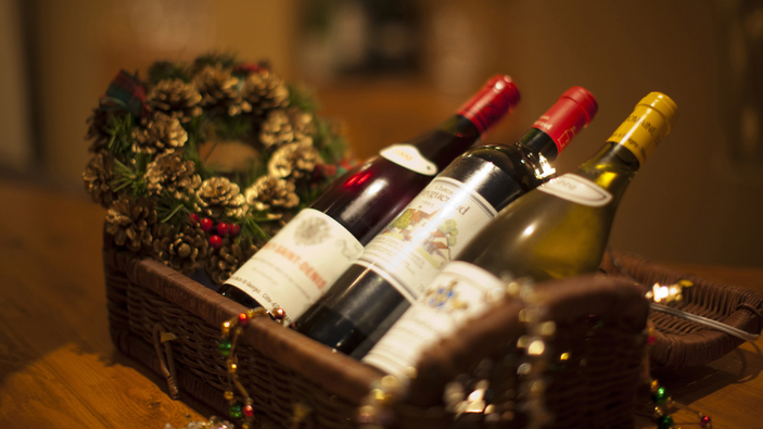 Las cestas de Navidad sortean la crisis