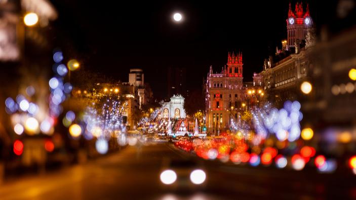 La Navidad más española de Madrid