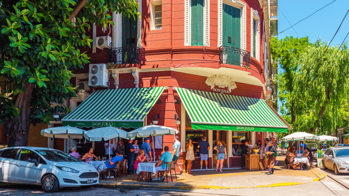 ¿Es esta parrilla argentina verdaderamente el mejor restaurante de América Latina?