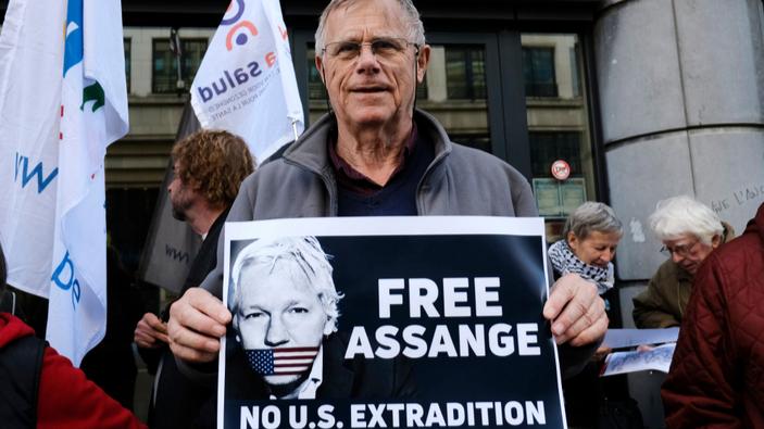 Britische Richterin lehnt Auslieferung von Julian Assange an die USA ab