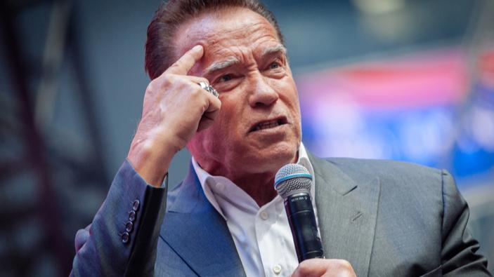 La reacción de Arnold Schwarzenegger al asalto al Capitolio de EE. UU. el 6 de enero