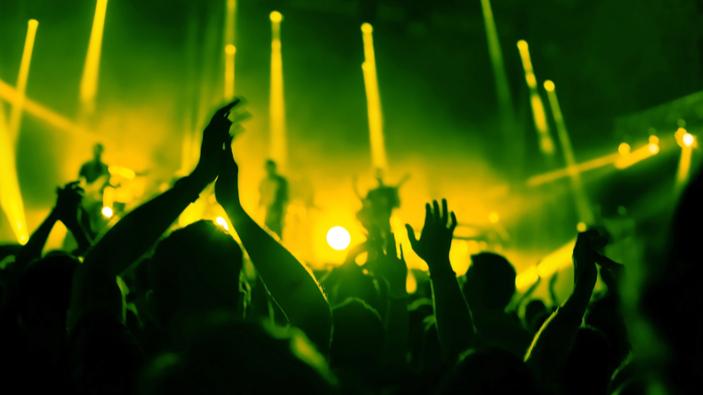 Disfrutar de un concierto masivo sin contagiarse es posible