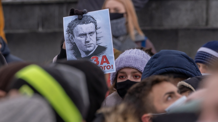 Le retour d'Alexeï Navalny en Russie