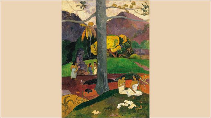 Acuerdo para que el <i>Mata Mua</i> de Gauguin vuelva a España