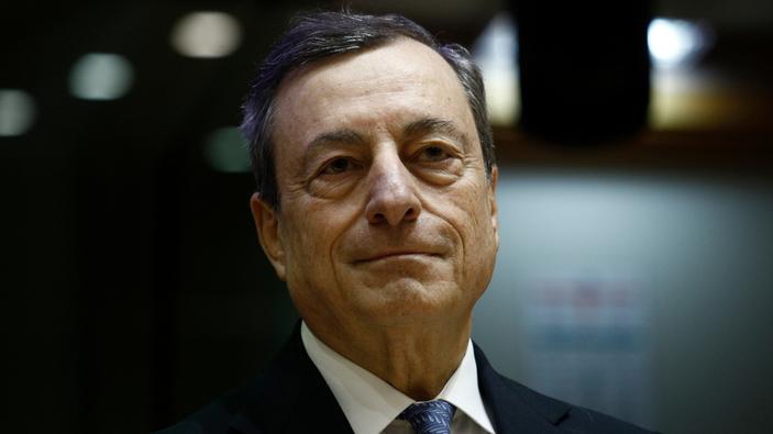 Mario Draghi accetta l'incarico di formare un nuovo governo