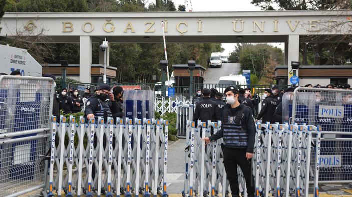 Turchia, l'Università del Bosforo contro Erdoğan