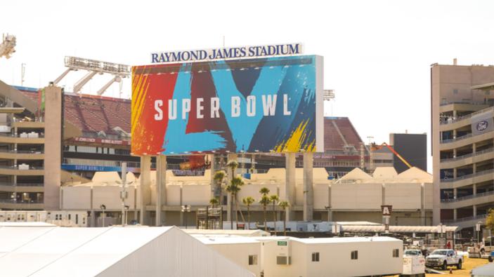 Le Super Bowl LV se joue à domicile pour la première fois de l'histoire