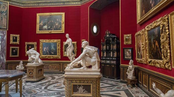 La Galleria degli Uffizi si apre alla <i>street art</i>