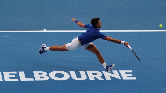 Novak Djokovic et Naomi Osaka remportent l'Open d'Australie