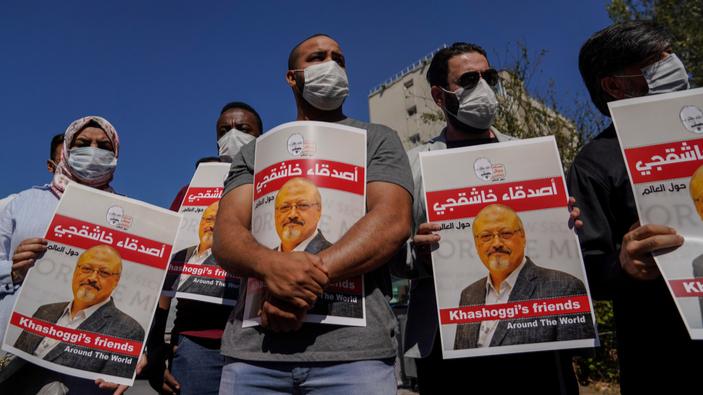 US-Geheimdienst kommt zu dem Schluss, dass der saudische Kronprinz die Ermordung von Jamal Khashoggi angeordnet hat