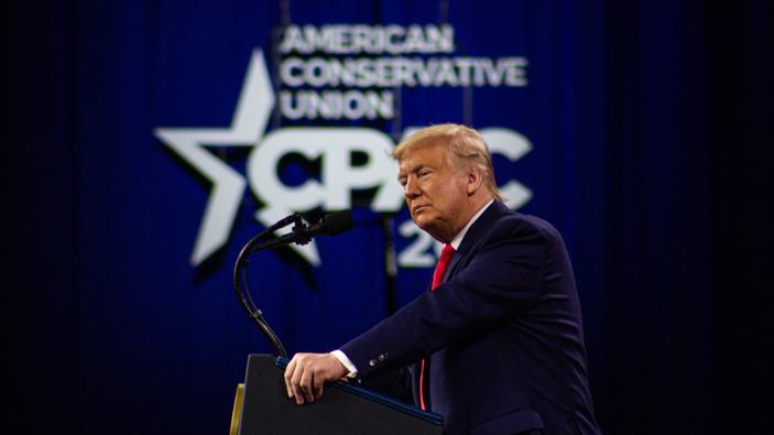 Donald Trump regarde – déjà – vers les élections de 2024