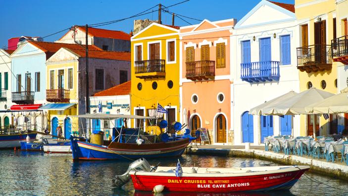 Turismo 2021, il governo greco punta sulle isole <i>Covid-free</i>