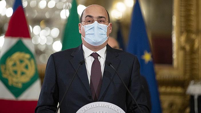 Nicola Zingaretti, dimissioni a sorpresa