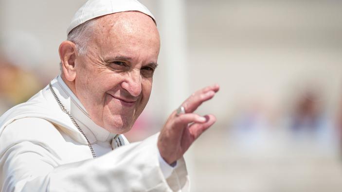 Historischer Besuch des Papstes im Irak