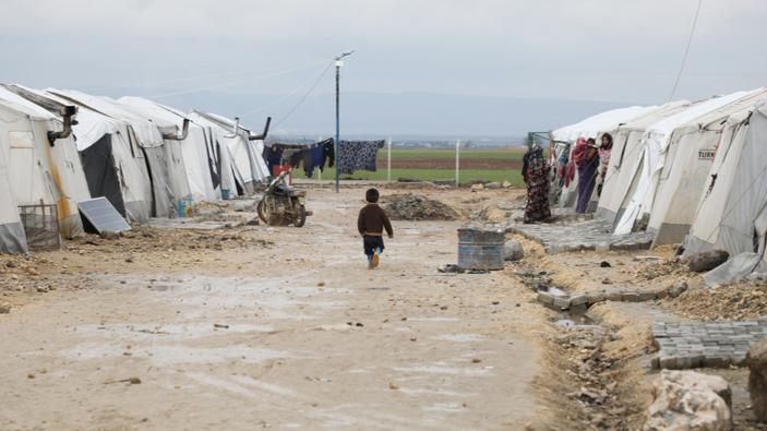 Une décennie de guerre en Syrie