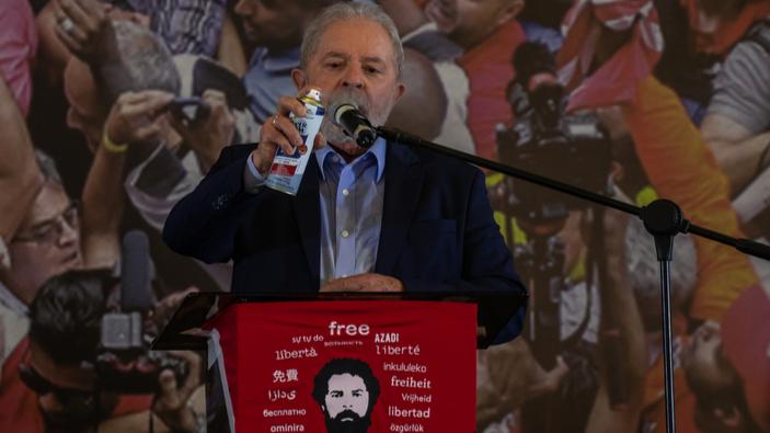 Lula da Silva está de regreso, y en plena forma