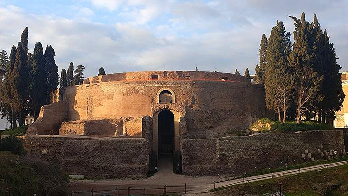 Roma, riapre il Mausoleo di Augusto dopo 14 anni di chiusura