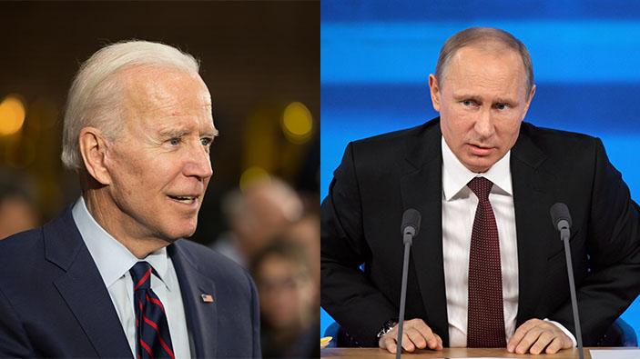 """Il Presidente Biden definisce Putin un """"assassino"""""""