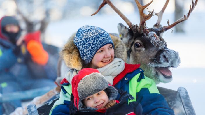 La Finlande classée pays le plus heureux du monde