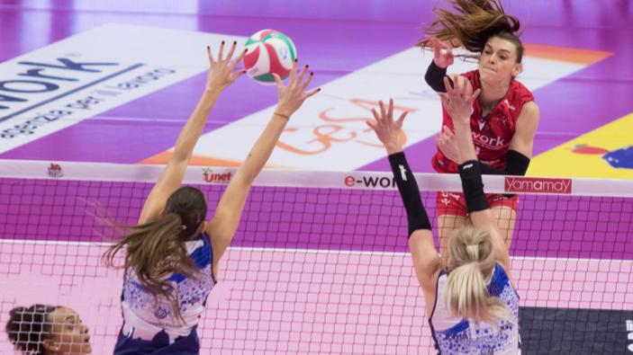 Il caso della pallavolista Lara Lugli scuote lo sport italiano
