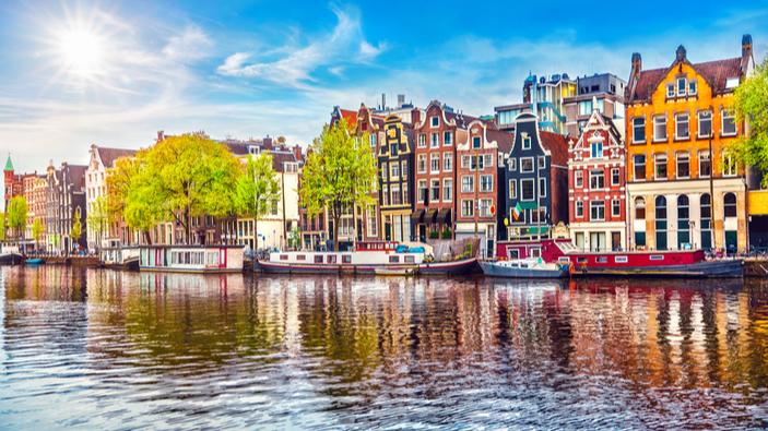 Ámsterdam sueña con un turismo diferente