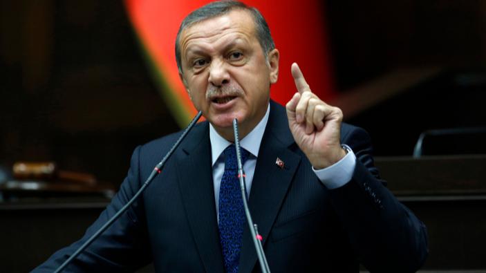 Erdogan critiqué