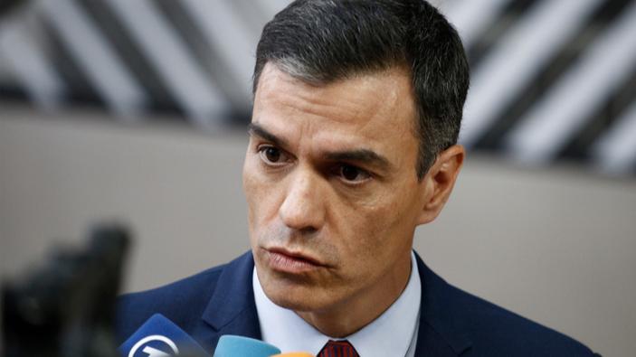 """Pedro Sánchez ve más cerca """"el principio del fin"""""""