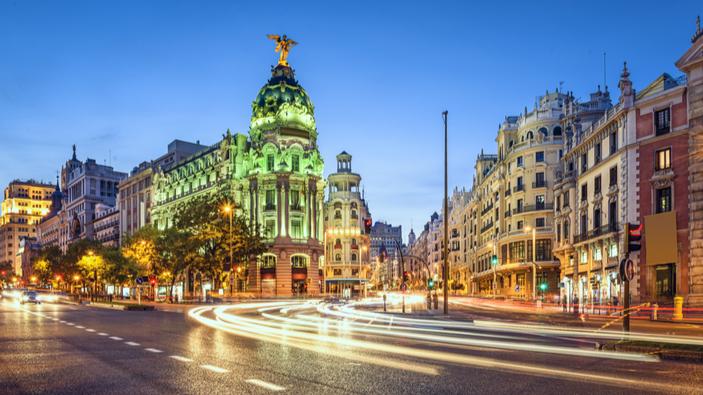 La sorprendente singularidad de la capital de España