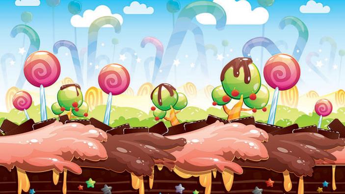 Ouverture d'un parc sur le thème des bonbons Sugar Rush à Los Angeles