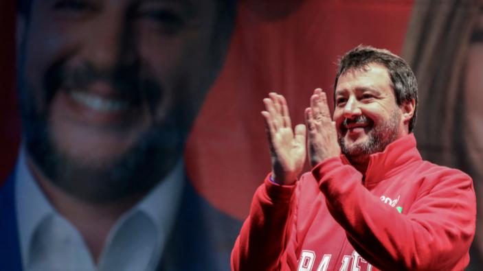 Open Arms, Matteo Salvini rinviato a giudizio a Palermo