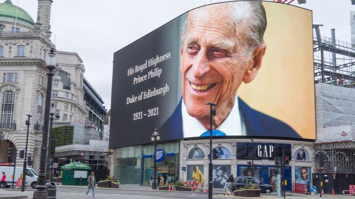Trauer um Prinz Philip, den Mann an der Seite der Queen