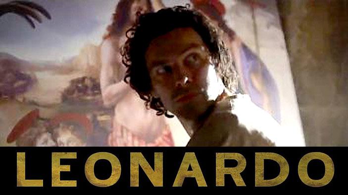 Polemiche sulla fiction di Rai Uno ispirata a Leonardo da Vinci