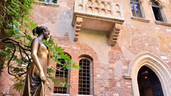 Verona vuole limitare gli ingressi al cortile su cui si affaccia la Casa di Giulietta