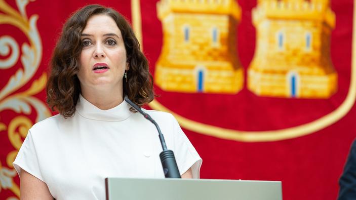 Las elecciones regionales de Madrid sacuden la política española