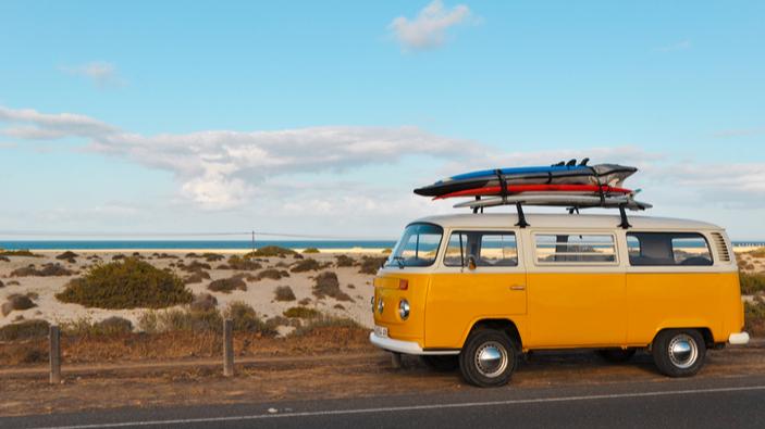 Vivir en una furgoneta para no dejarse el sueldo en un alquiler