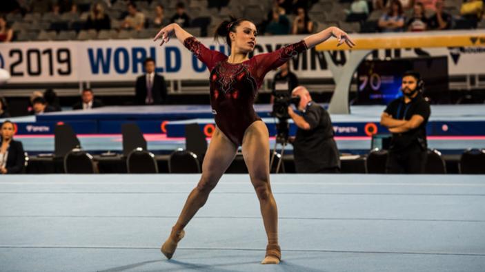 Vanessa Ferrari, leonessa d'Italia