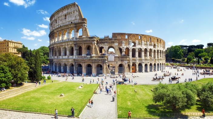 El Coliseo de Roma, nueva arena y polémica