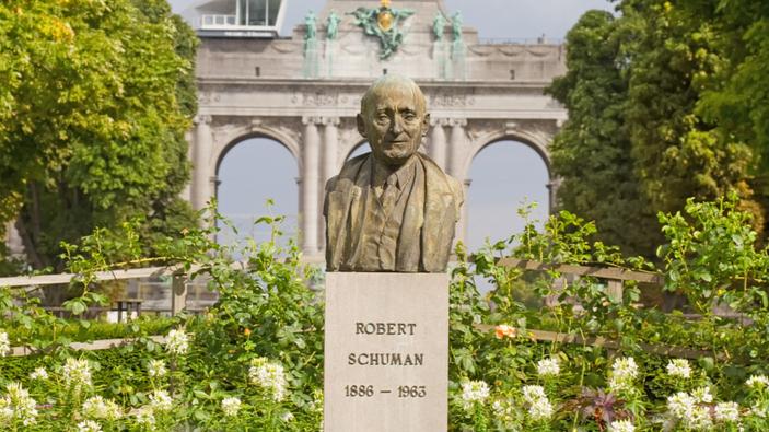 Robert Schuman: le père de l'Europe sanctifié