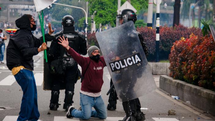 Colombia, la criminalización de la pobreza