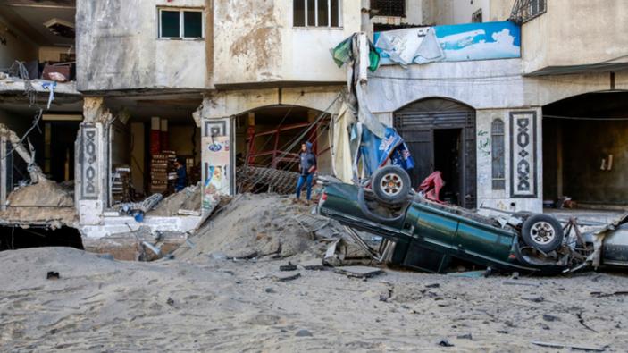 Gaza, attacco al diritto all'informazione?