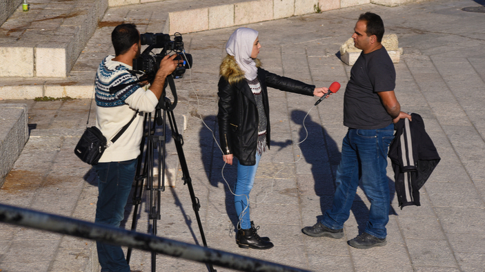 I social media infiammano il conflitto israelo-palestinese