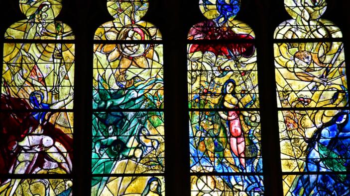 De nouveaux vitraux pour les 800 ans de la cathédrale de Metz