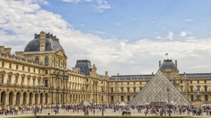 Exposition au Louvre pour sensibiliser au trafic d'antiquités