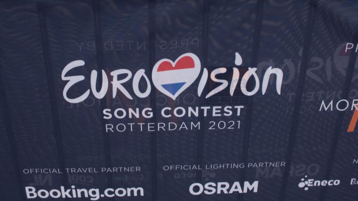 Amarga noche en la gran final de Eurovisión