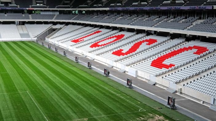Lille, un vent du Nord souffle sur le football français
