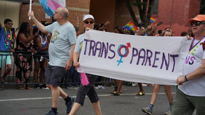 Madrileño trans da a luz