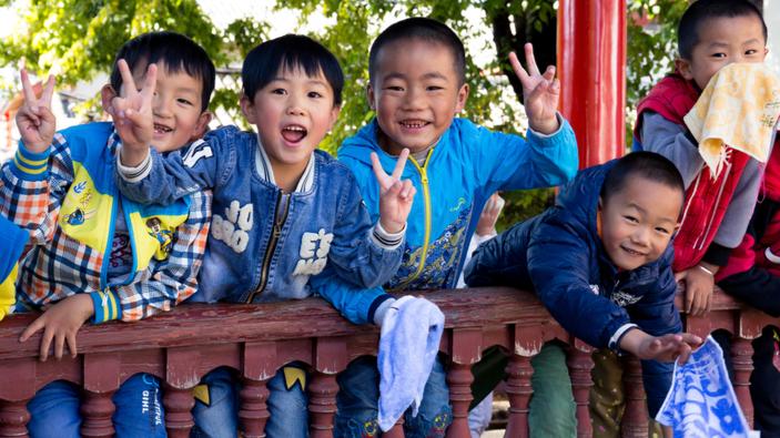 Chine : vive les familles nombreuses