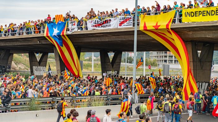 España, dividida ante el posible indulto a los presos catalanes