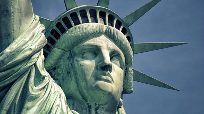 La France offre une seconde statue de la Liberté aux États-Unis